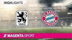 1860 München - FC Bayern München II | Spieltag 16, 19/20 | MAGENTA SPORT