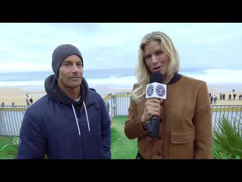 Quiksilver Pro France: Round One, Heat 1