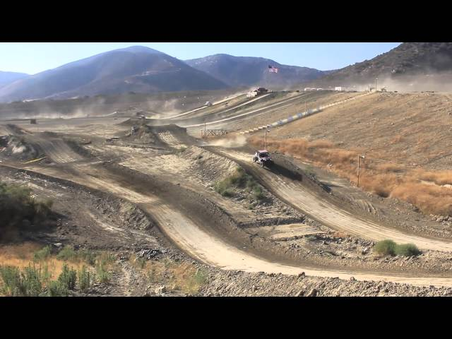 WORCS SxS Round 6 Pala 2013 Travel Video