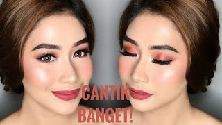 ENGAGEMENT MAKEUP  - REAL BRIDE (bahasa)