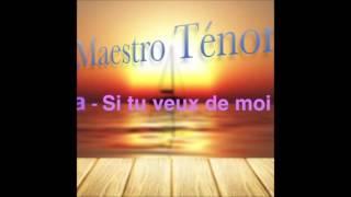 KAYSHA - Si Tu Veux De Moi [Remix Komp@ Maestro Ténor]