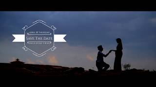 Surishma + Ajith | Save The Date | RJ Wedding Films