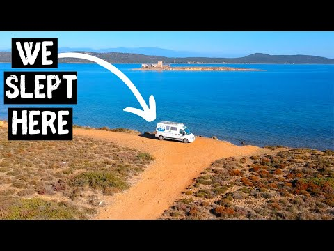 We found PARADISE in TURKEY | Van Life adventure Travel