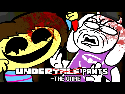 UNDERPANTS - THE GAME (GENOCIDE END) | Undertale Fangame/ Underpants Fangame
