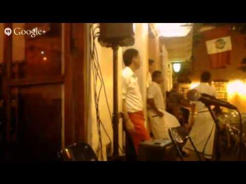 Música en vivo tango feroz - Cartagena