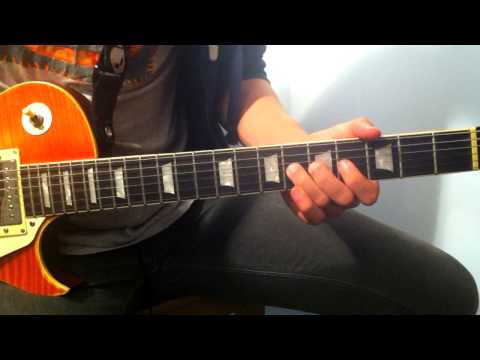 Stay The Night (Feat. Hayley Williams) - Guitar Lesson - Zedd