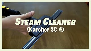 Steam cleaner (Karcher SC4) | …