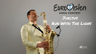 Eurovision 2019 Lithuania - Jurijus - Run With The Lions (Saxophone Cover by JK Sax)