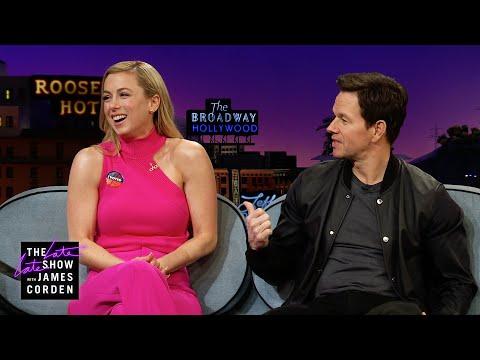 Iliza Shlesinger Played It Cool During Love Scene W Mark Wahlberg Youtube