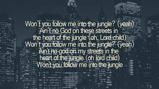 X Ambassadors & Jamie N Commons ft  Jay Z - Jungle (Remix) [Lyrics]