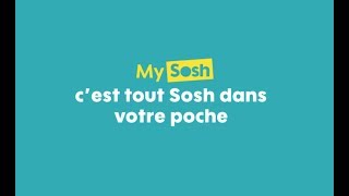 Sosh présente l'appli MySosh