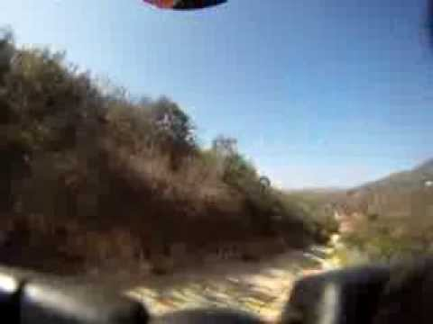 Stephens Ranch to Claremont Wilderness Park & Back MOVIE