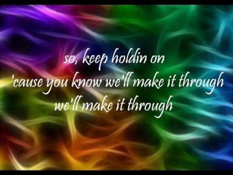 Keep Holding On Avril Lavigne Lyrics