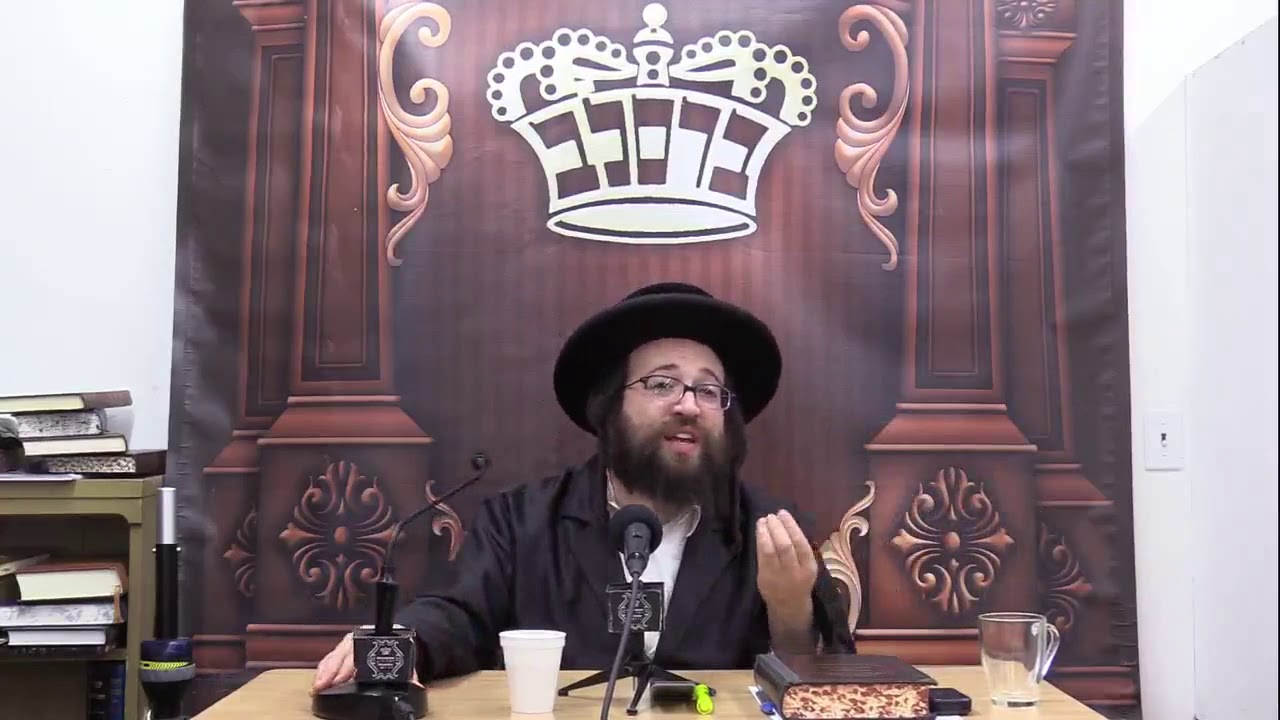 ר' יואל ראטה - די אחריות פון מחנכים - ג' מטו''מ תשע''ט - R' Yoel Roth