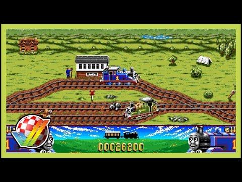 Amiga Longplay [006] Thomas the Tank Engine
