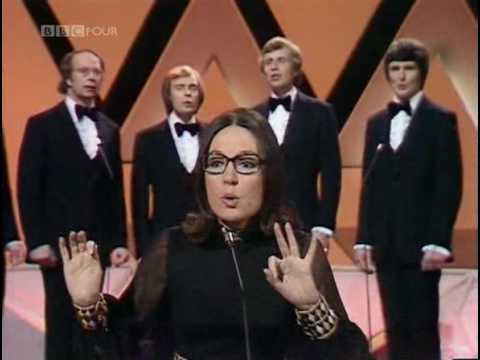 Nana Mouskouri  -  & The King's Singers -  Alleluia -