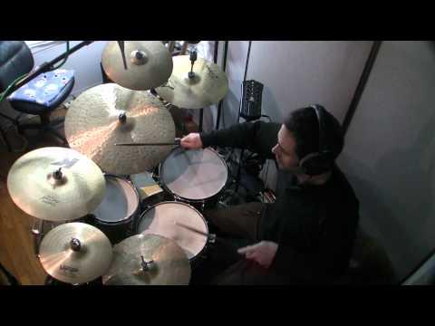Gretsch New Classic / PreSonus Audiobox 1818 VSL / Studio One 2 Drum Playalong Love In 6/8