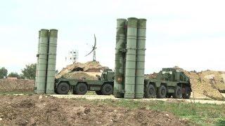 روسيا نشرت منظومة صواريخ اس-400 المضادة للطائرات في سوريا