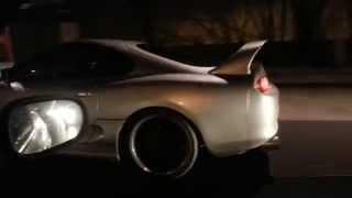 Toyota Supra NA And R33gtr