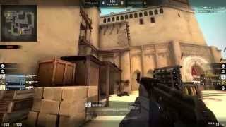 CS:GO HeoviRR playing on twink