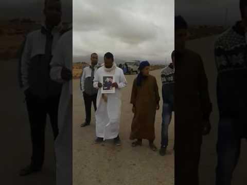 كليميم: إحتجاجات بتوتلين ضد مافيا العقار