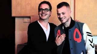 """In de studio: Guus Meeuwis ft. Gers Pardoel """"Nergens Zonder Jou"""""""