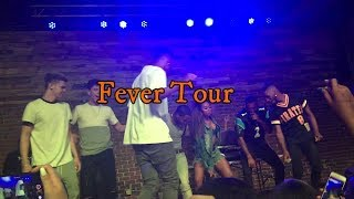 Meeting The Bomb Digz - Fever Tour 2018 Greensboro