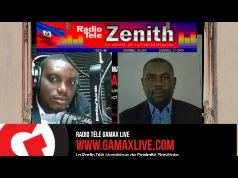 CHITA TANDE  ZENITH FM SUR RADIO TÉLÉ GAMAX LIVE MONTRÉAL & LES RÉSEAUX AFFILLIÉS