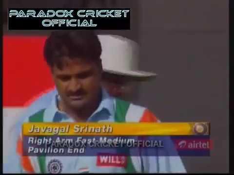 Alec Stewart Brilliant 116 Knock vs Ind | Akai-Singer Champions Trophy | Sharjah, 1997