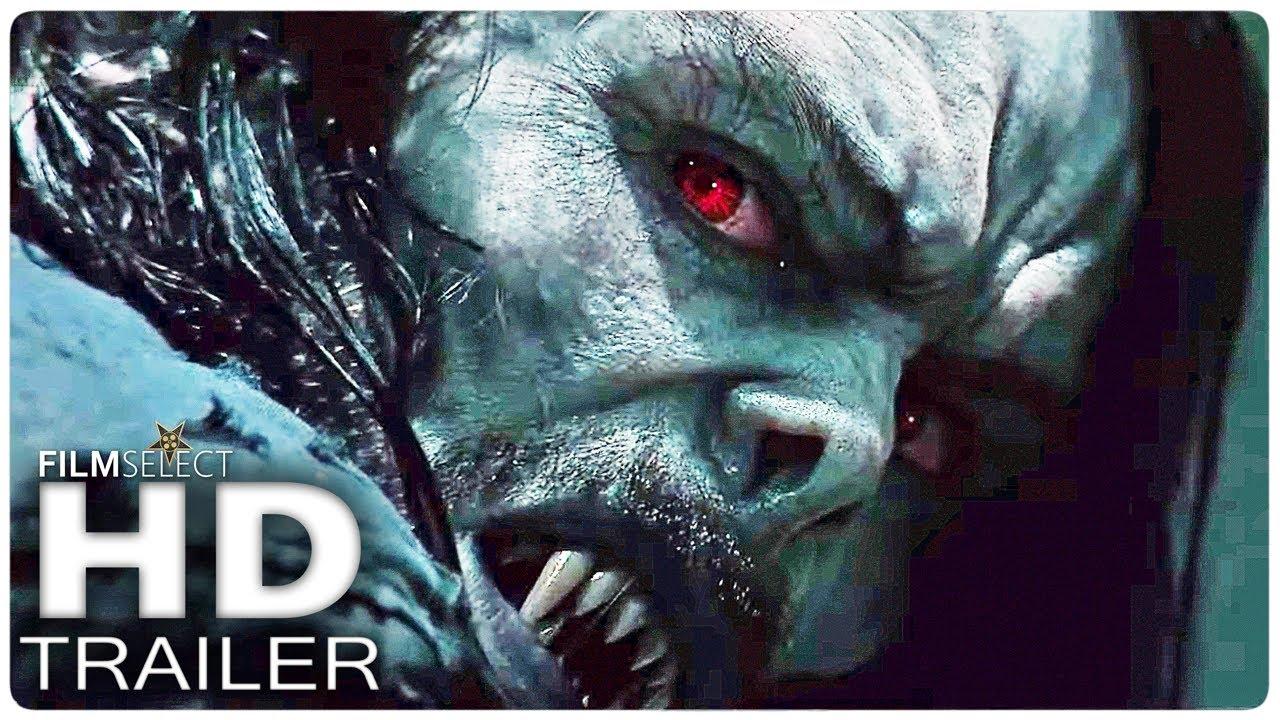 MORBIUS Trailer (2020) - YouTube