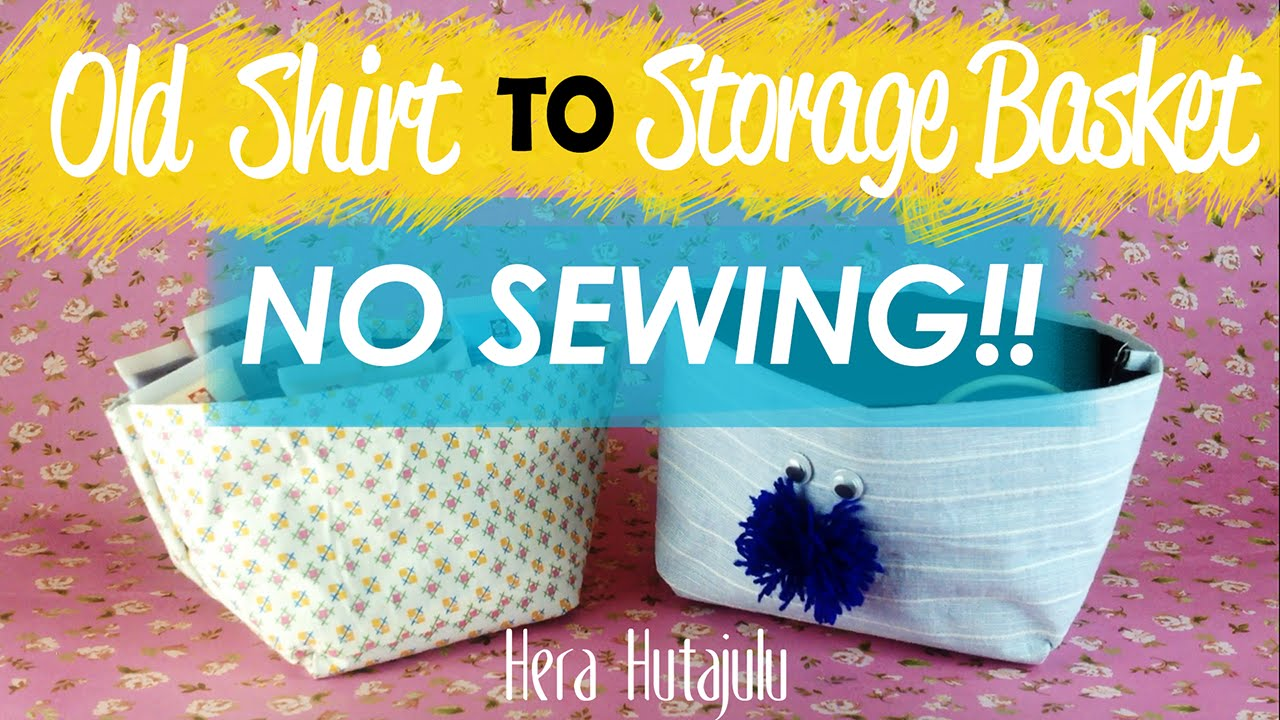 Crafts With Fabric No Sew