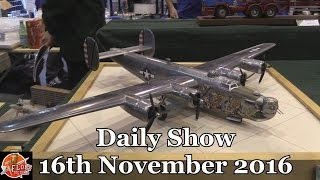 Flory Models Daily Show 16th November 2016