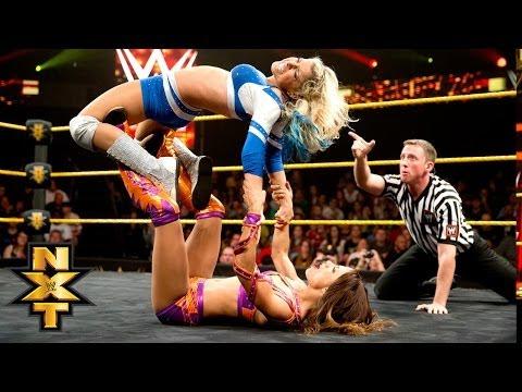 Alexa Bliss vs. Sasha Banks: WWE NXT, June 19, 2014