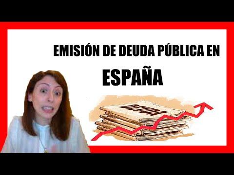 """""""Lo que nunca te han contado sobre la emisión de deuda pública en España"""""""
