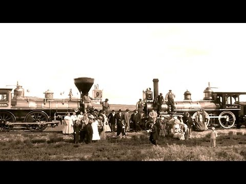 Golden Spike - Recreating The Jupiter and Union Pacific119