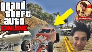 yeni hot rod arabası   gta 5 trke online multiplayer   blm 70