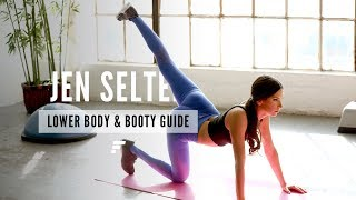 Jen Selter Lower Body & Booty Guide | Fitplan App