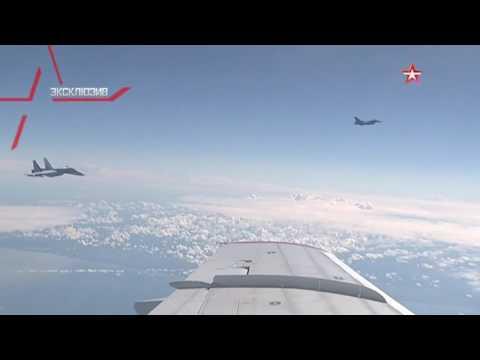 Konfrontation über der Ostsee: Kampfjet-Pilot zeigt bewusst seine Waffen