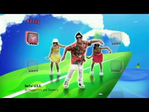 🌟 Just Dance Kids: Surfin' U S A  🌟
