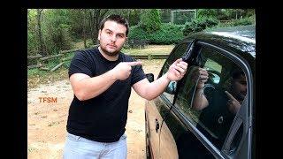 Comment ouvrir une voiture  sans clé et sans dégat ( en moins de 2 min)