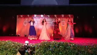 Peh Gaya Khalara | Fukrey Returns | Bride & Bridesmaids Dance Performane | Happy Feet Choreography