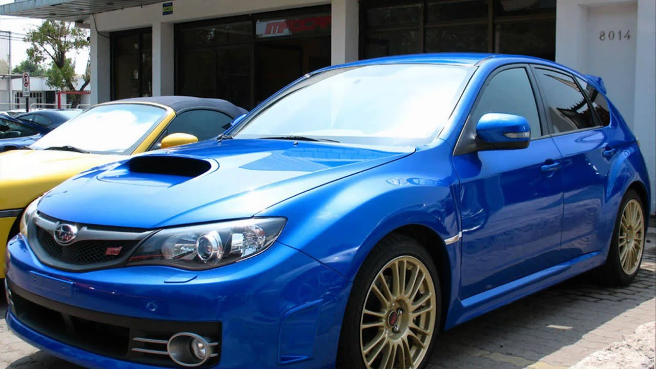 2009 subaru impreza wrx sti youtube. Black Bedroom Furniture Sets. Home Design Ideas