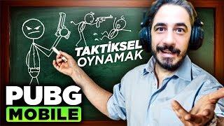 TAKTİKSEL OYNAMAK - PUBG Mobile