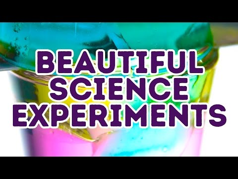 Awe-inspiring science experiments to try at home l 5-MINUTE CRAFTS