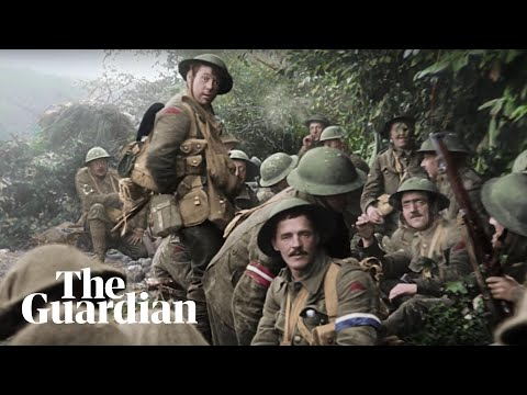They Shall Not Grow Old review – Peter Jackson's