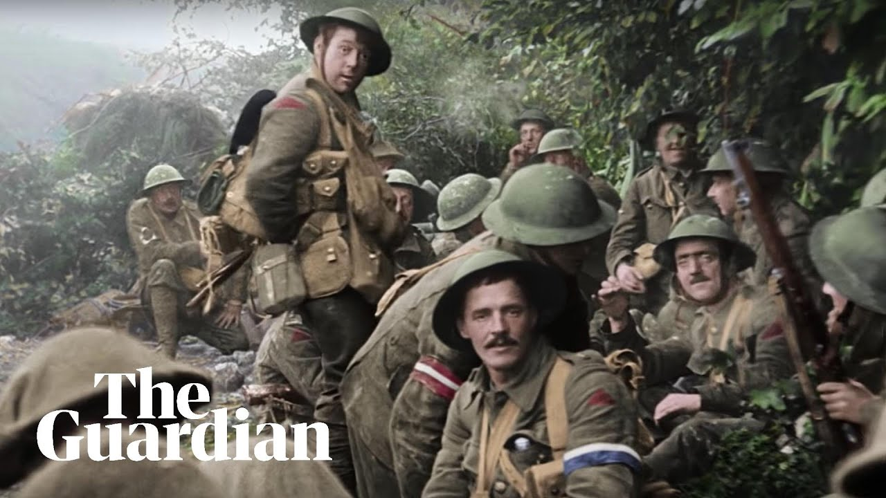 They Shall Not Grow Old Review Peter Jackson S Electrifying