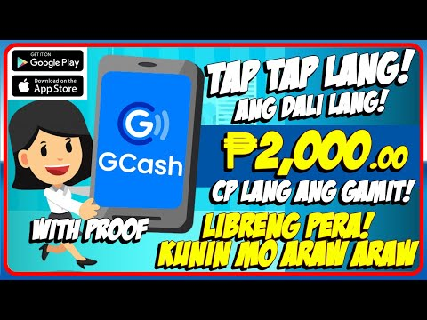 EARN ₱2,000 GCASH MONEY WITH THIS LEGIT PAYING APP 2021 | HOW TO MAKE MONEY IN GCASH 2021