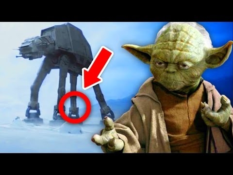 10 SECRET Star Wars Movie Mistakes You...