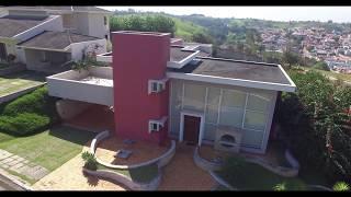 Residência no Condomínio Portal da Colina, Cidade de Jundiaí - SP.
