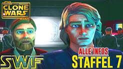 ALLES was DU über Star Wars THE CLONE WARS STAFFEL 7 WISSEN MUSST!
